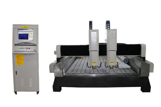 Modular CNC Router Stone Engraving Machine Integral Cast Frame 1800mm*2500mm*200mm